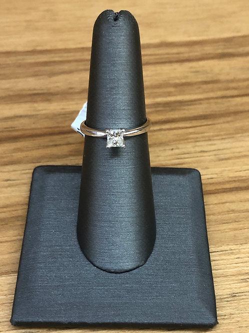 .40 ct round diamond engagement ring