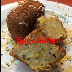 Instagram - New Addition Alert!!!! Fried Macaroni and Cheese!!!!