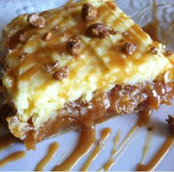 Sweet Potato Cheeese Cake