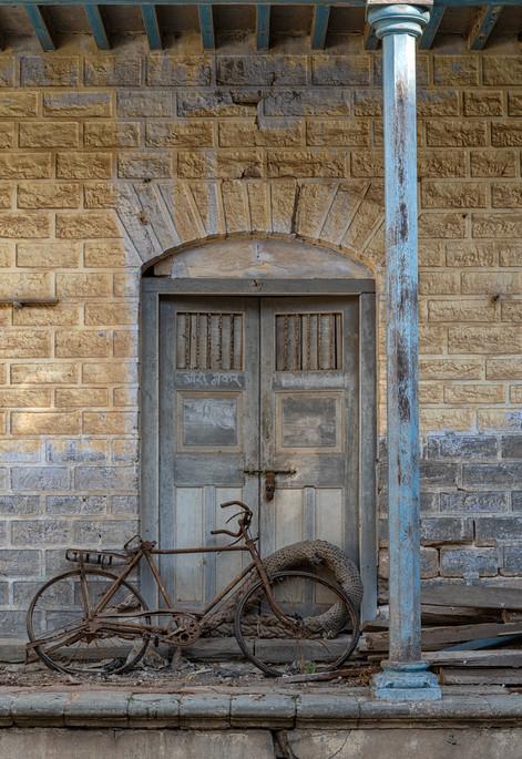 Bicycle ride anyone?