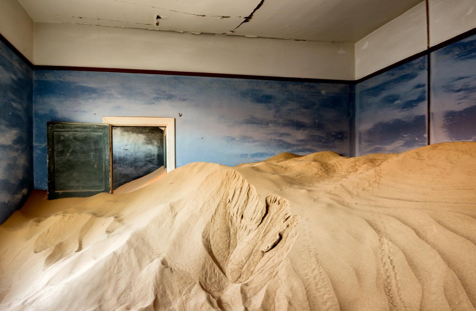 Kolmanskop Home