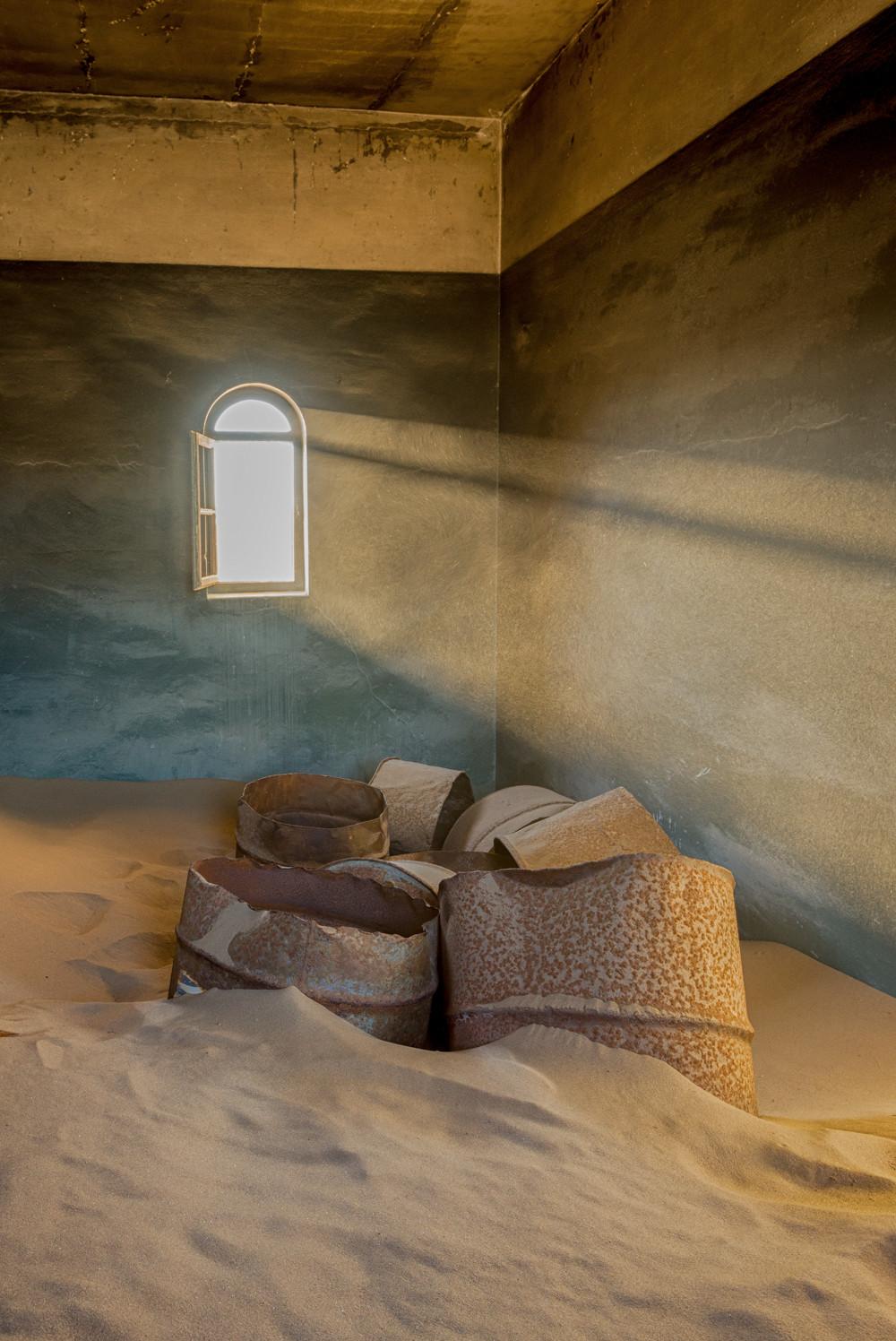 Kolmanskop,Namibia