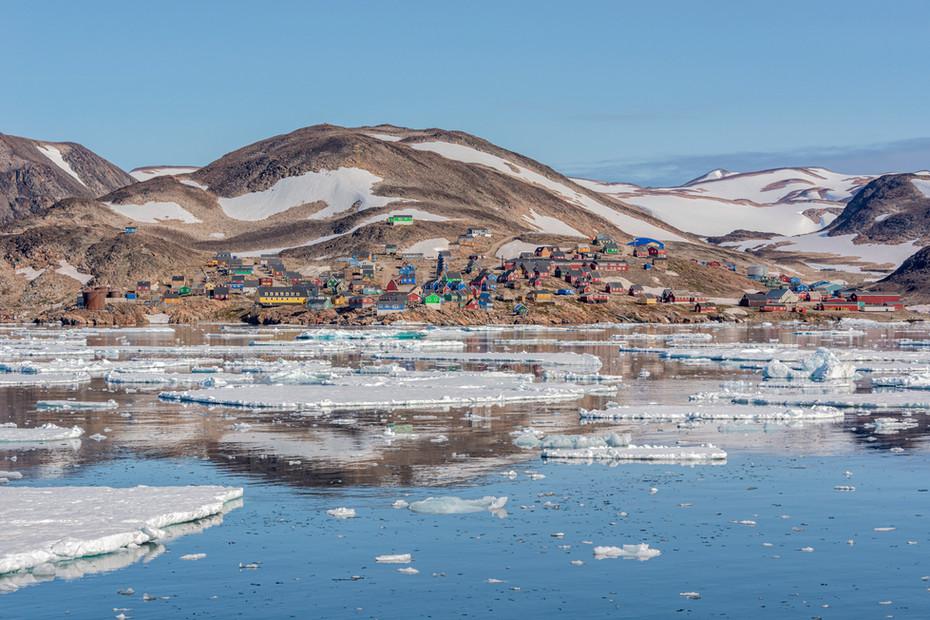 Inuit Village, Greenland