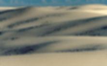 Sand dune, mountain, New Mexico