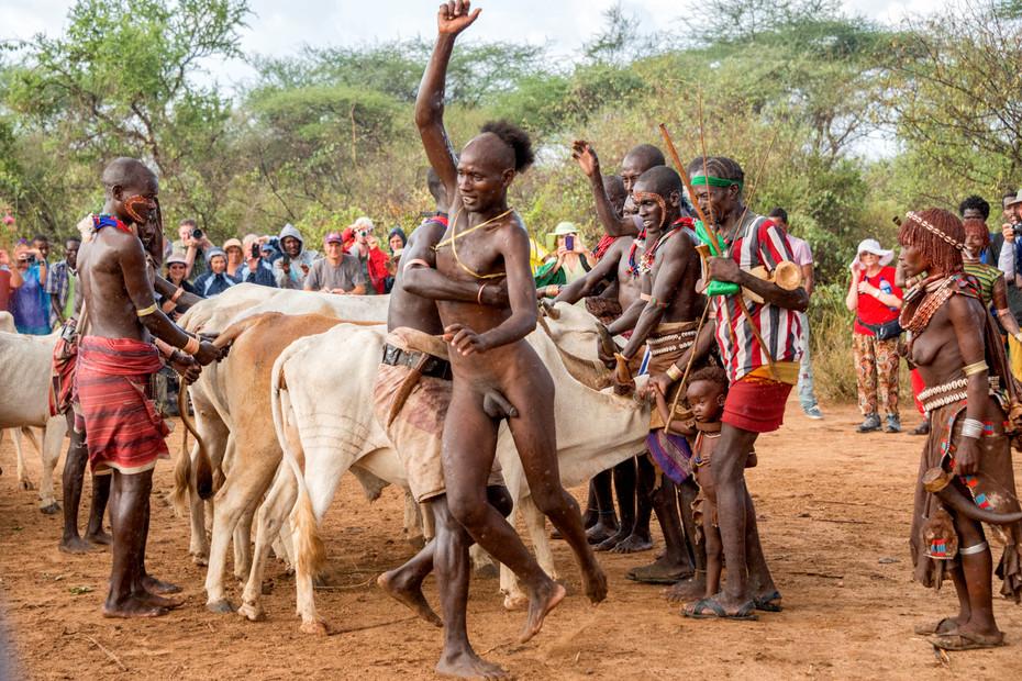Coming of Age Ceremony, Ethiopia