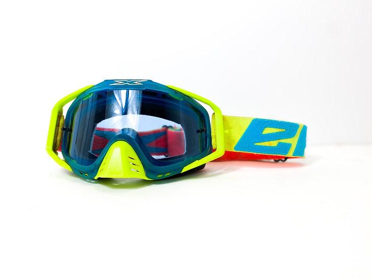 EKS Brand green/blue