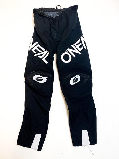 O'Neal black/white pants Size 28