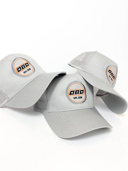 The Dirt Bike Depot LE Team Trucker Hat grey mesh