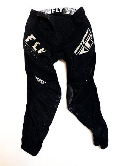 Fly Lite Hydrogen black pants Size 30