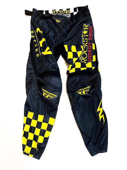 Fly Kinetic rockstar energy pants Size 28