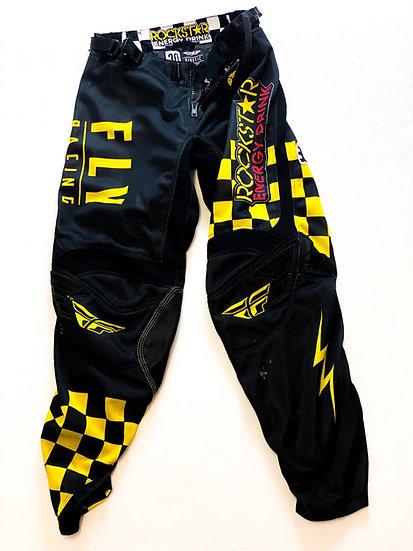 Fly Kinetic Rockstar Energy pants Size 30