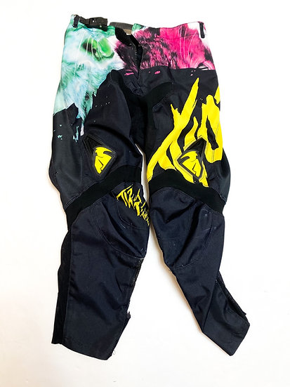 Thor spare pants pink/yellow Size 28