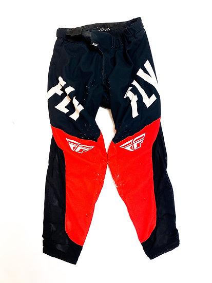 Fly Evolution DST red/black pants Size 30