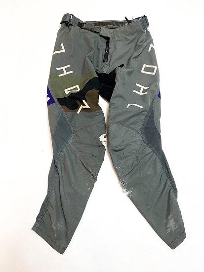 Thor spare pants grey/camo Size 28