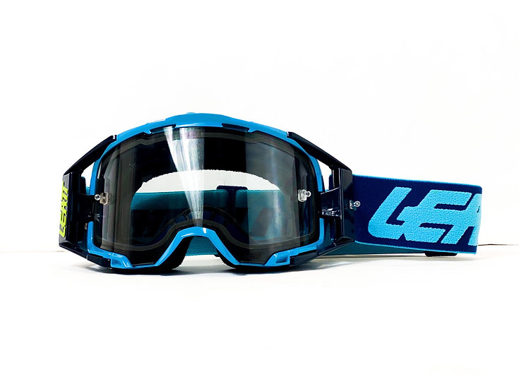 Leatt Velocity 6.5 blue/ink