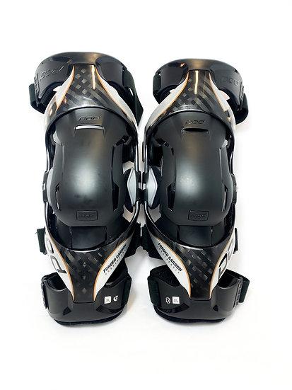 POD K8 2.0 Carbon Copper Knee Brace Pair Size XL