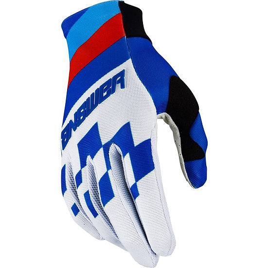 Answer AR2 blue/red gloves BRAND NEW (Size Medium)