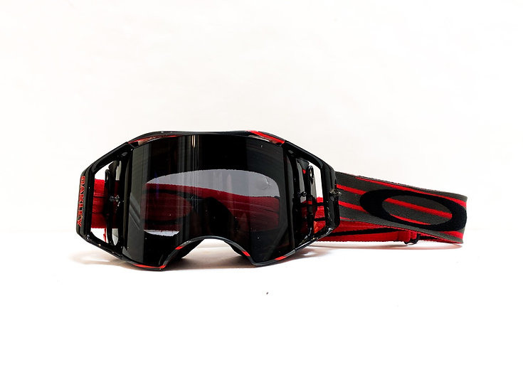 Oakley Airbrake red/grey