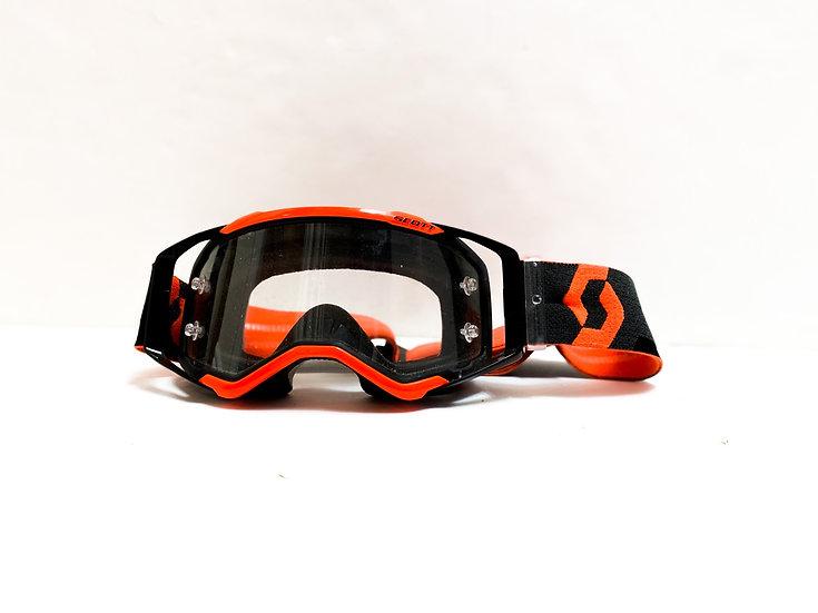 Scott Prospect black/orange