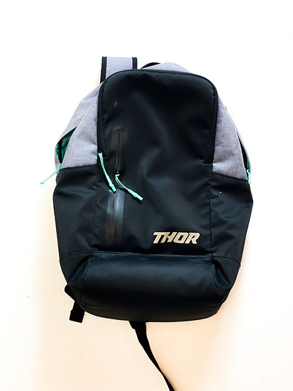 Thor backpack black/teal