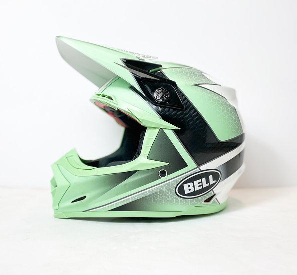 "Bell Moto 9 Flex Carbon LE ""Hound"" Helmet Size Medium"