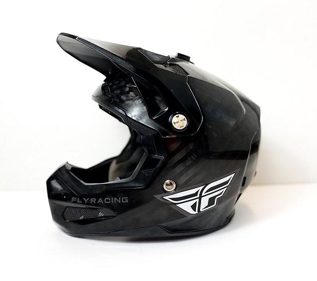 Fly Formula Carbon gloss black Helmet Size Small