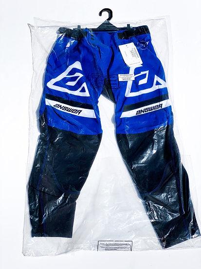 Answer Trinity Void blue/black pants BRAND NEW Size 32
