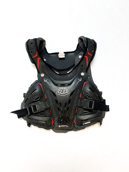 Troy Lee Designs 5900 Chest Protector black Size Small