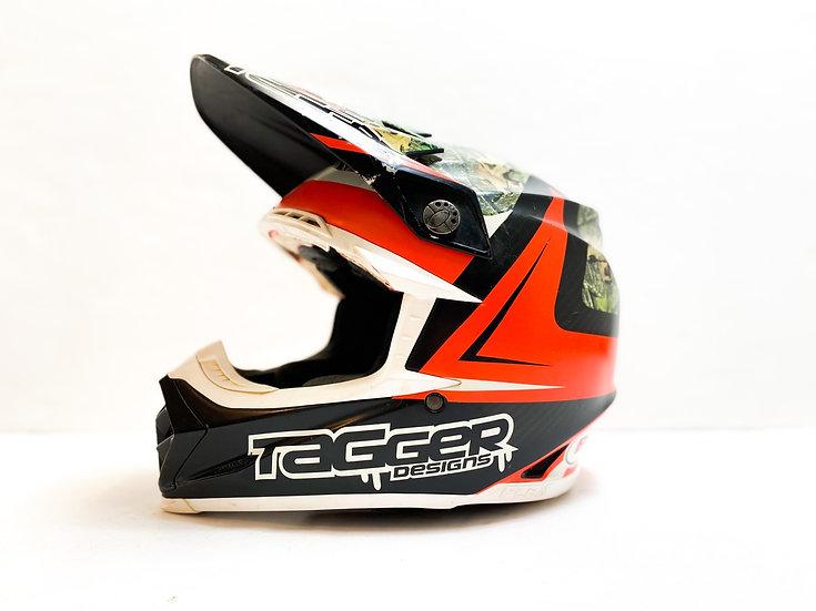 """Bell Moto 9 Flex """"Tagger Rekluse"""" helmet Size Small"""