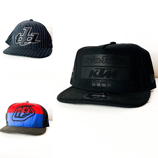 TLD Racing (LOT OF 3) hats