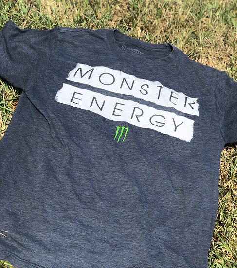 Monster Energy 'athlete only' T-shirt