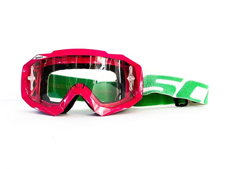 Scott Hustle pink/green