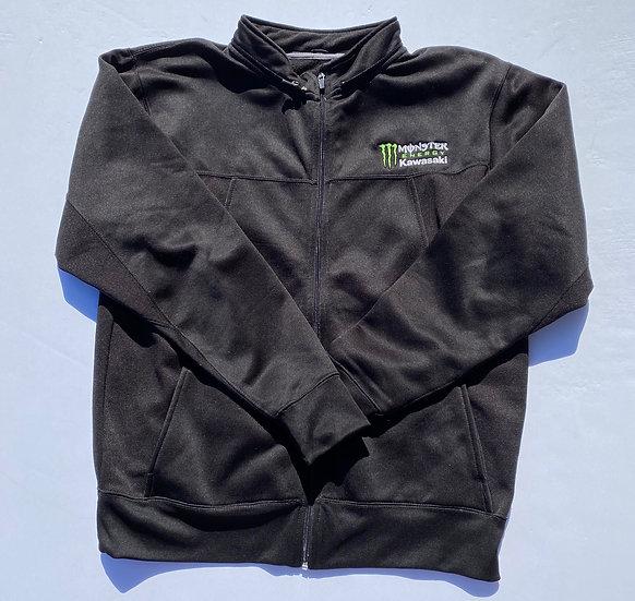 Monster Energy Kawasaki Athlete Only Fleece jacket
