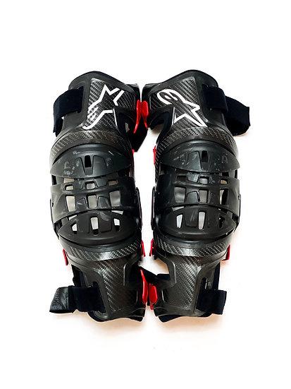 Alpinestars Bionic 10 carbon knee brace Pair Size Small