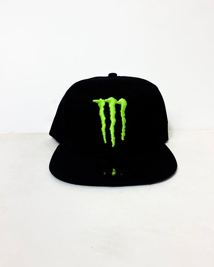 Monster Energy Athlete only snapback black BRAND NEW