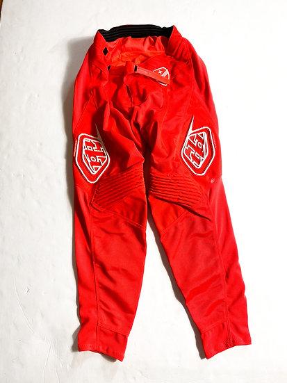 Troy Lee Designs GP pants orange Size 30