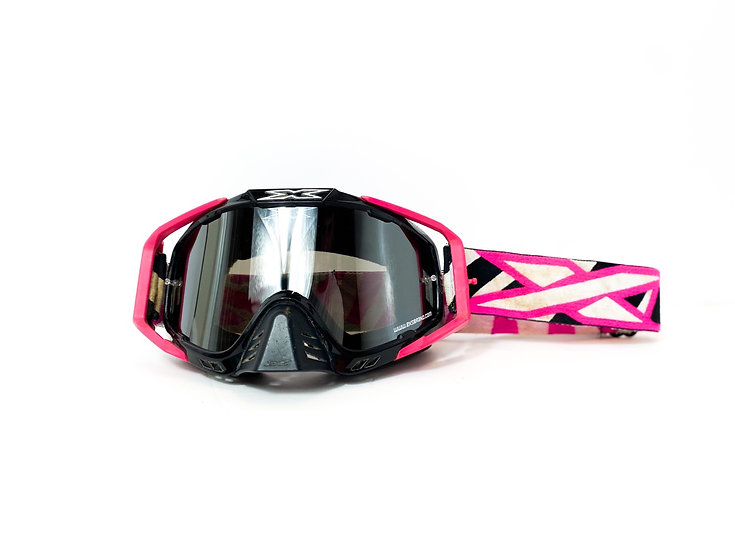 EKS Brand pink/black (grey tint)