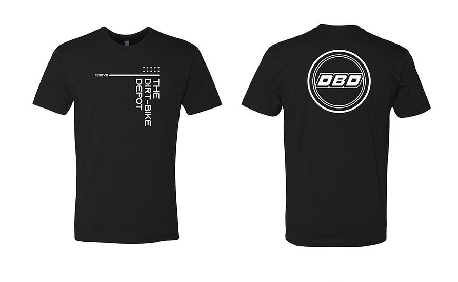 Team DBD T-shirt Black/White