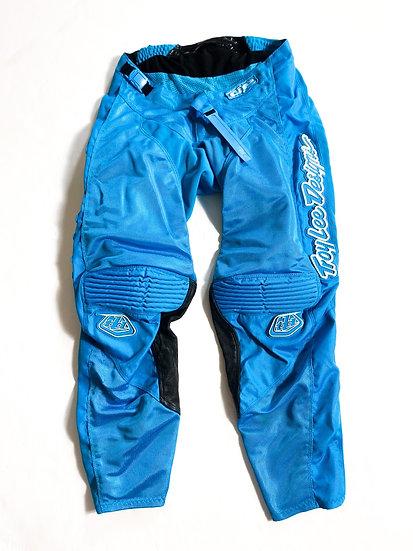 Troy Lee Designs GP pants teal Size 30