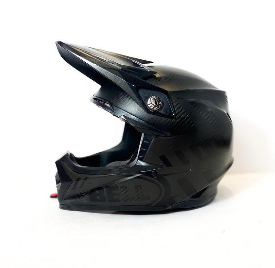 Bell Moto 9 Flex black carbon Size Small