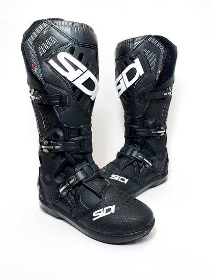 Sidi Antojo SRS black/white boots Size 7.5