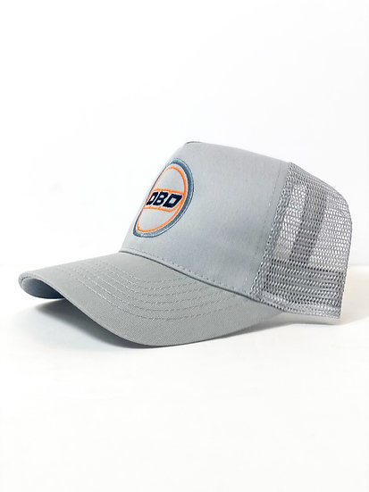 DBD Limited Edition Trucker Snap Back (grey)