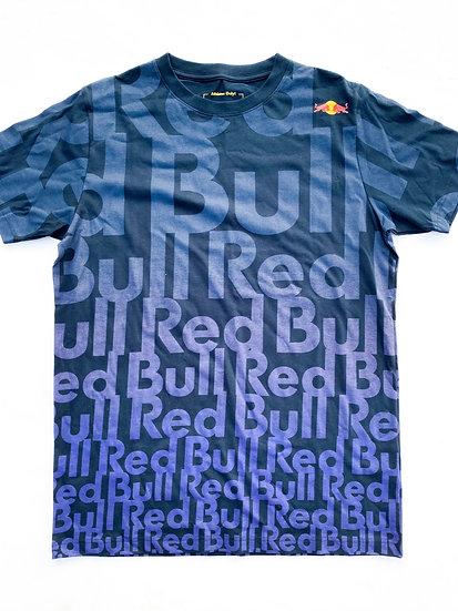 """Redbull """"Athlete Only"""" T-shirt navy Size Medium"""