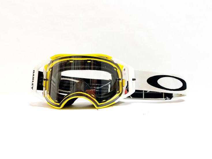 Oakley Airbrake yellow/white