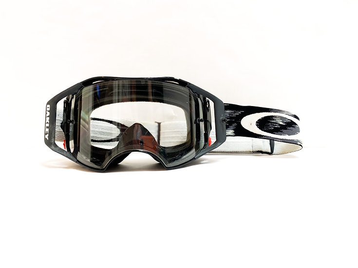 Oakley Airbrake black/white
