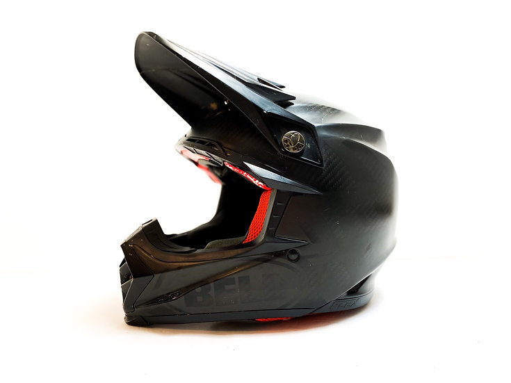 Bell Moto 9 Flex helmet Size Small