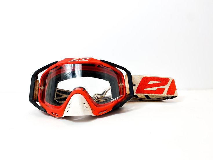 EKS Brand red/white