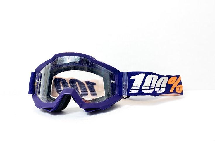 100% Accuri purple/orange