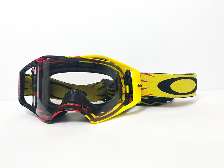 Oakley Airbrake yellow/black