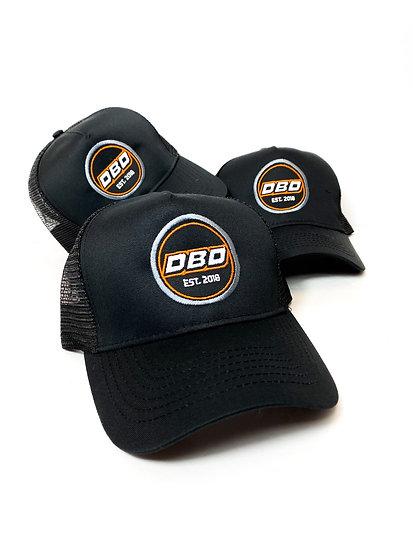 The Dirt Bike Depot LE Team Trucker Hat black mesh